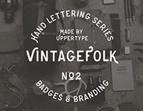 VINTAGEFOLK font