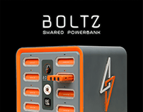 BOLTZ SHARED POWERBANK