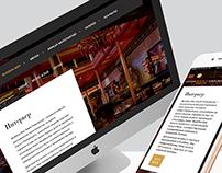 Сайт ресторана Buddha-Bar SPb