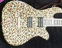 Paul Stanley Eagle Leopard