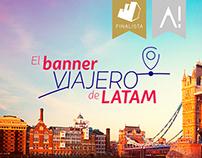 Banner Viajero LATAM