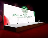 Backdrop & Gate Event Gate Design