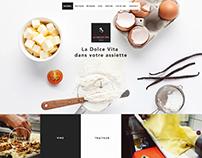 WEB, 360° | Website, 360°, Video | Food Caterer