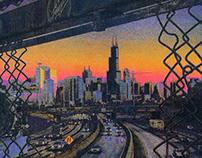 Do You Know: Chicago Risograph Photobook