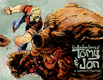 Tomy and Jon chapter 1