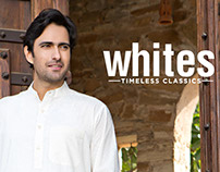 Whites - Timeless Classics for Men by Fabindia