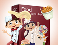 Food: Bon Appeti - Themed Pack