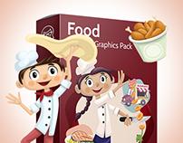 Food: Bon Appeti - Themed Pack