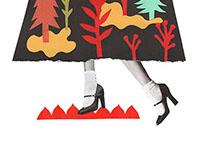 mountain skirt