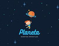 Planeta eventos