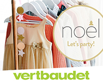 NEWS / Noel Party SS15 - Vertbaudet UK