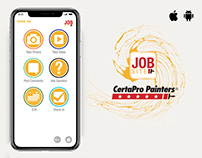 CertaPro Painters - Jobsite tracker App