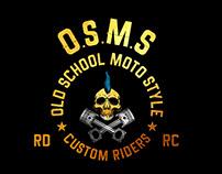 Branding & Animacion Logo Old School RC