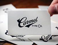 Carmel Type Co. - Branded Products