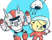 Space Squad!