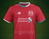Liverpool FC 1718 Kits