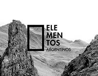 ELEMENTOS ARGENTINOS | BRANDING