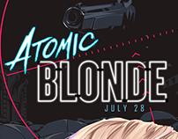 Atomic Blonde - Alternative Movie Poster