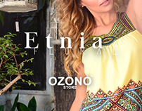 Etnia Floral for OzonoStore
