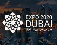 Expo Dubai 2020 - Brand design contest