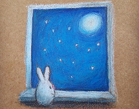Pigbunny's Nightwish - Faber Castell Supersoft