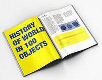 HISTORY OF WORLD IN 100 OBJECTS