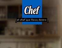 Website Chef.cl