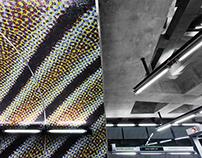 M4 I Gellert metro station