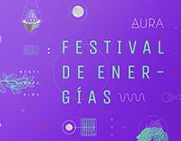 A U R A | Festival de energías