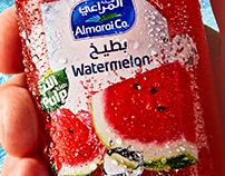 Almarai - Refreshing Watermelon