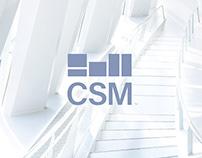 CSM Services - Logo & Identity