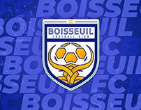 Logo Boisseuil FC