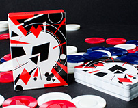 Constructivism Playing Cards
