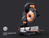 Evolution Power Tools - R210CMS