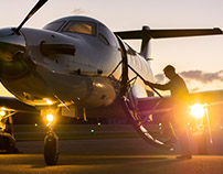 Pilatus PC-12 Charter Photography