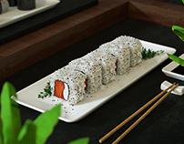Sushi | 3D