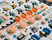 Pandazoku Wooden Toys