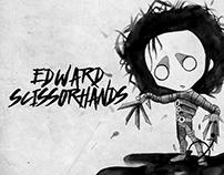 Edward Scissorhands - Poster