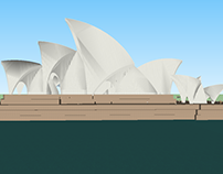SketchUp Sydney Opera House