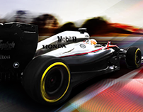 Mobil 1/ Ultimate Team Member México / Mc Laren - Honda