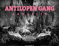 Antilopen Gang - Abwasser Artwork