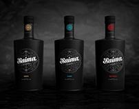 SAIMA. Black concept