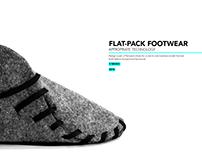 Flat-Pack Footwear