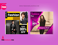 Fashion Big Sale Social Media