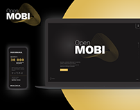 Open Mobi website
