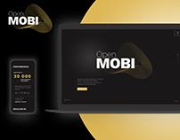 Open Mobi website