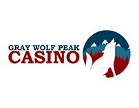 Gray Wolf Peak Casino Logo