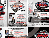 Print Project: Southern Hip Hop Summit
