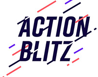 Action Blitz Branding