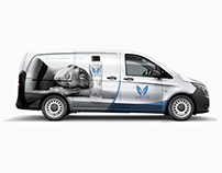 Vero Water | Service Vehicle Wrap